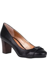 Marc by Marc Jacobs 625607 Pump Black Leather