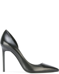 Saint Laurent Anja 105 Dorsay Pumps