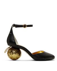 MM6 MAISON MARGIELA Black Ball Heels