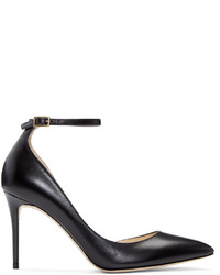 Jimmy Choo Black Lucy Heels