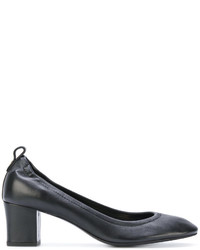 Lanvin Block Heel Pumps