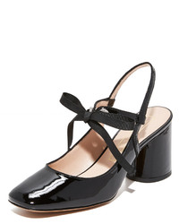 Marc Jacobs Bobbi Slingback Pumps