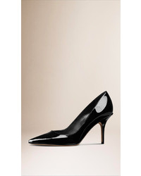 Burberry Patent Leather Pumps