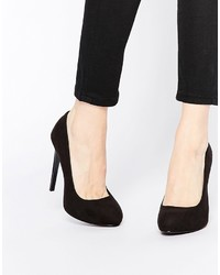 Faith Cadles Black Pumps