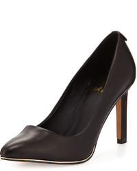 Elliott Lucca Catalina Leather Pump Black