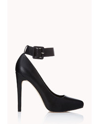 Forever 21 City Chic Stiletto Pumps