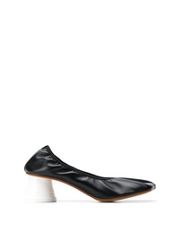 MM6 MAISON MARGIELA Contrast Heel Pumps