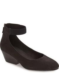 Eileen Fisher Liz Ankle Strap Pump