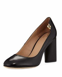 Tory Burch Elizabeth Leather 85mm Pump