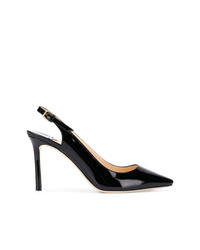 Jimmy Choo Erin 85 Slingback Pumps