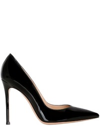 Gianvito Rossi 100mm Patent Leather Pumps
