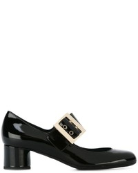 Lanvin Buckle Detail Pumps