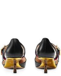 Gucci Leather Pumps