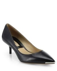 Michael Kors Michl Kors Trisha Leather Pumps