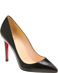 Christian Louboutin Pigalle Leather Pumps