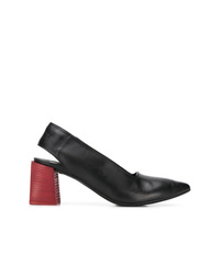 Marsèll Pointed Block Heel Pumps