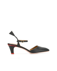 See by Chloe See By Chlo Contrast Heel Pumps