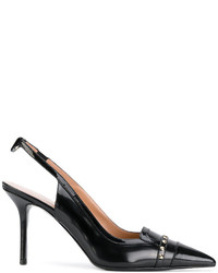 Twin-Set Slingback Pumps