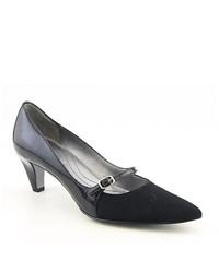 Tahari Melanie Black Pumps Patent Leather Pumps Heels Shoes