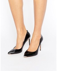 Ted Baker Kaawa Black Patent Leather Pumps
