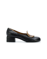 Marni Tortoise Shell Detailed Pumps