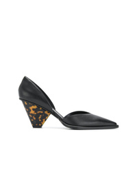 Stella McCartney Tortoiseshell Heel Pumps