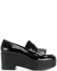 Robert Clergerie Xock Platform Pumps