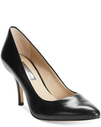 INC International Concepts Zitah Suede Pointed Toe Pumps