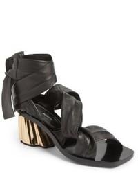 Proenza Schouler Ankle Wrap Sandal