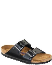 Birkenstock Arizona Amalfi Leather Sandals