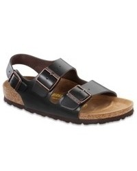 Birkenstock Sandals Milano Leather Back Strap Sandal Shoes