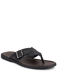 Cole Haan Sheffield Leather Sandals