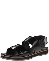 Calvin Klein Dex Box Leather Dress Sandal  Choose Colorsz