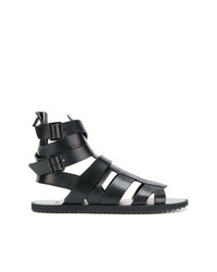 Givenchy Flat Strappy Sandals