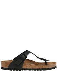Birkenstock Gizeh Leather Sandals