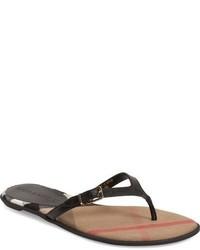 Burberry Meadow Sandal