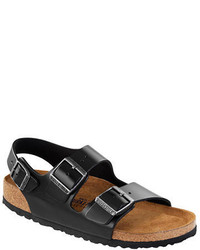 Birkenstock Milano Amalfi Leather Slingback Sandals
