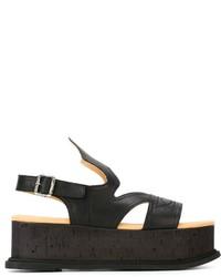 MM6 MAISON MARGIELA Platform Sandals