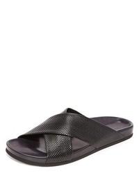 To Boot New York Burgess Slide Sandals