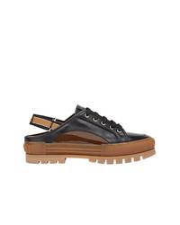 Fendi Slingback Sneakers
