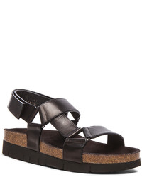 Marc Jacobs Strap Leather Sandals
