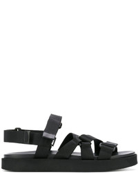 MSGM Strapped Sandals