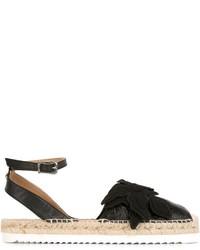 Twin-Set Flower Detail Sandals