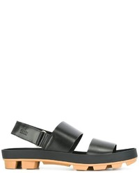 Gucci Wide Strap Sandals