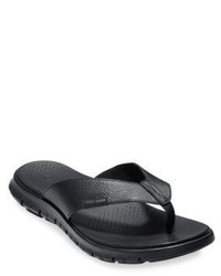 Cole Haan Zerogrand Leather Strap Sandals