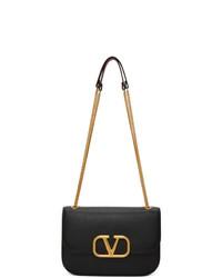 Valentino Black Garavani Vlock Bag