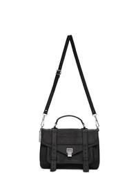 Proenza Schouler Black Ps1 Medium Bag