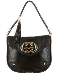 Gucci Britt Flap Shoulder Bag