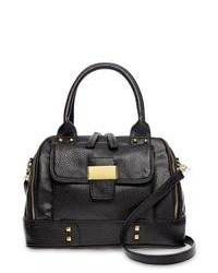 Cosmopolitan Block It Satchel Black