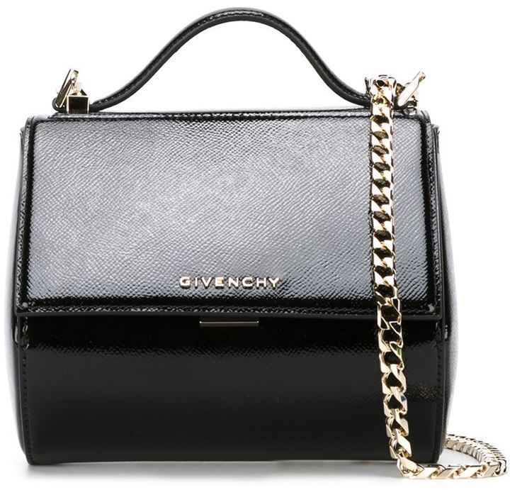 9f88bdc504 ... Givenchy Mini Pandora Box Shoulder Bag
